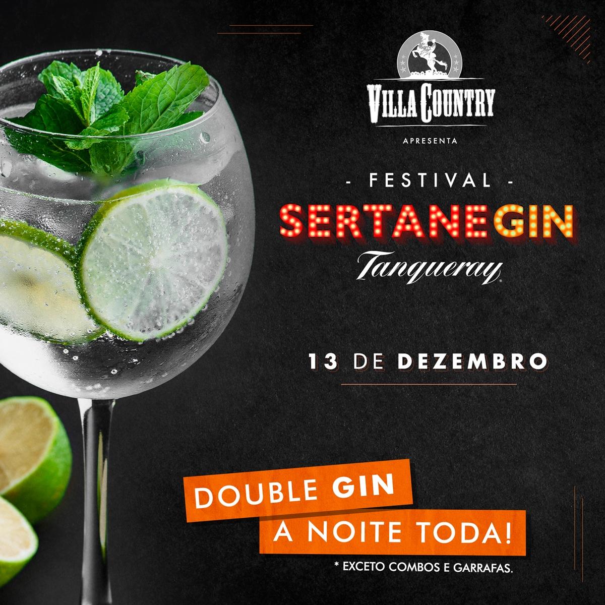 Villa Country dá gin em dose dupla em noite especial 41