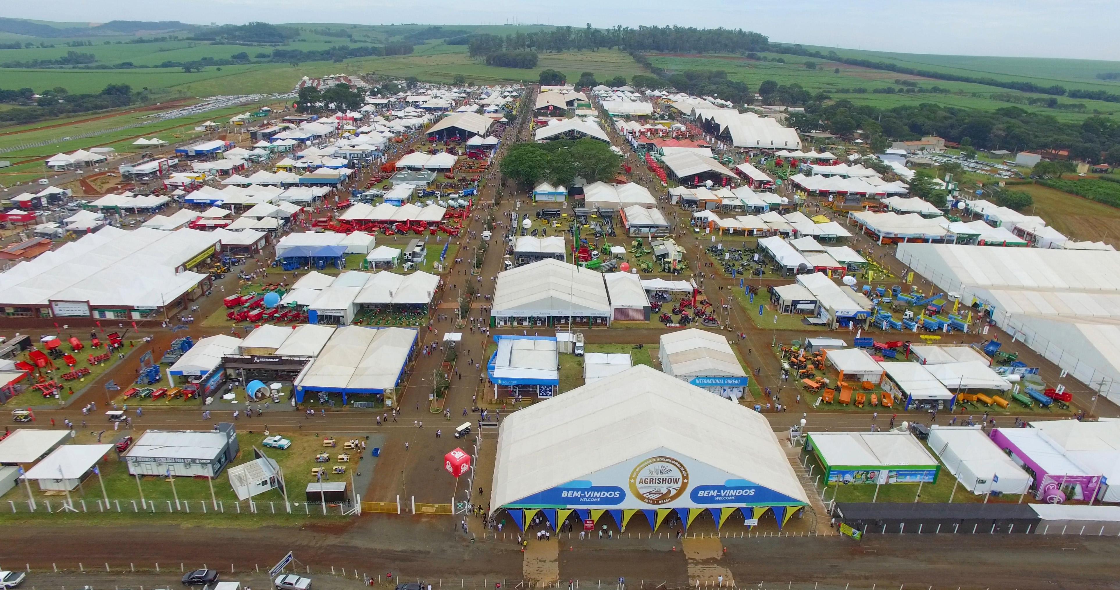 Primeiro lote de ingressos da AGRISHOW 2020 está à venda no site oficial 41