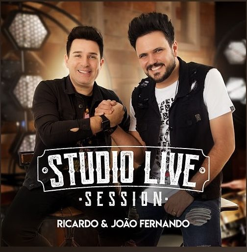 """A DUPLA RICARDO & JOÃO FERNANDO APRESENTA SEU NOVO EP, """"STUDIO LIVE SESSION"""". ASSISTA TAMBÉM AO VÍDEO DE """"BUTECOTERAPIA"""" 41"""