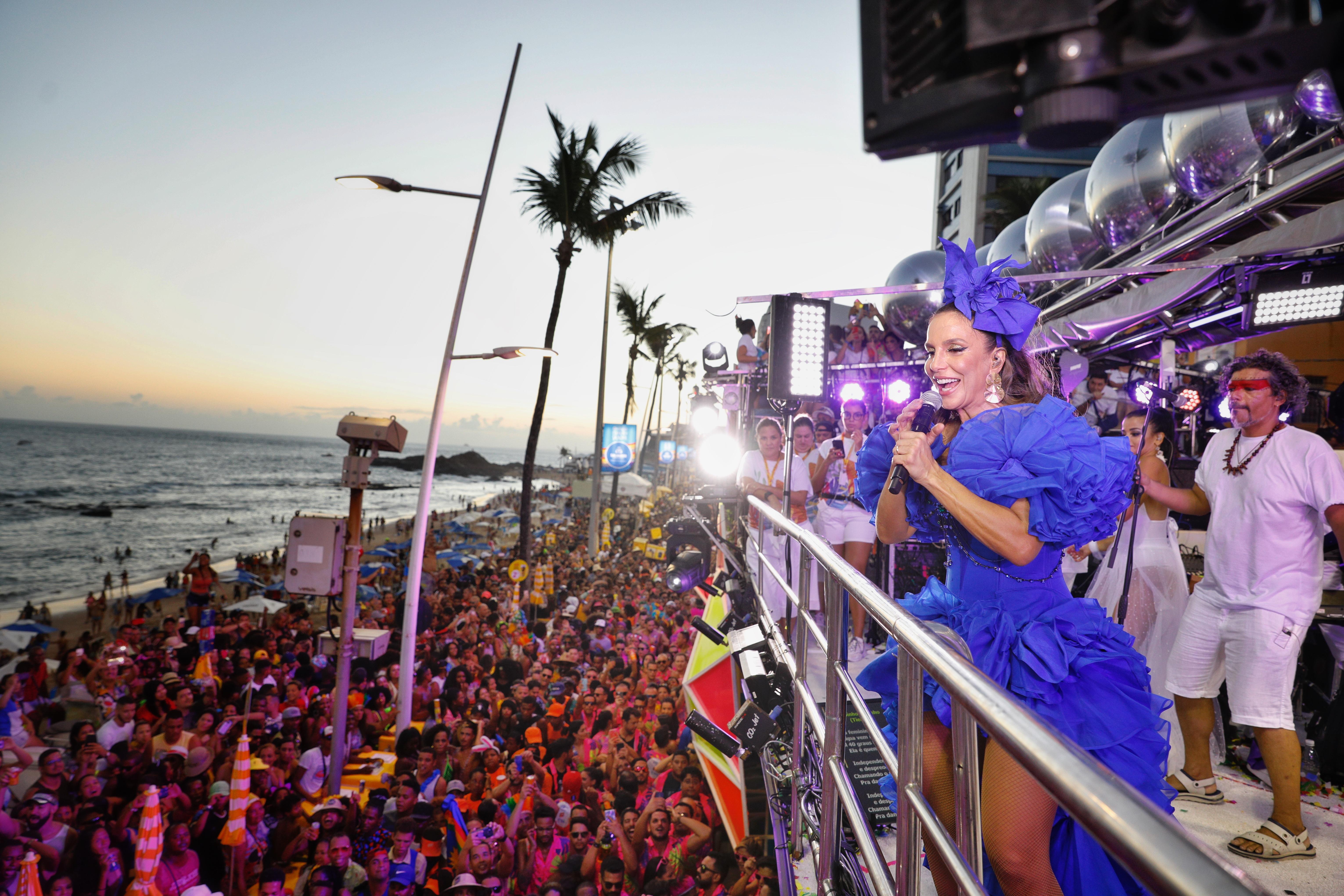 Ivete Sangalo se torna anfitriã do Airbnb para receber fãs no Carnaval de Salvador 41