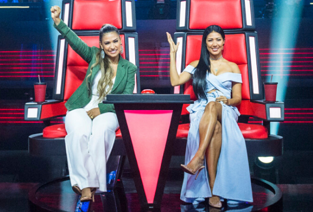 "Simone e Simaria agitam a internet no 3ª dia de audições do ""The Voice Kids"" 41"