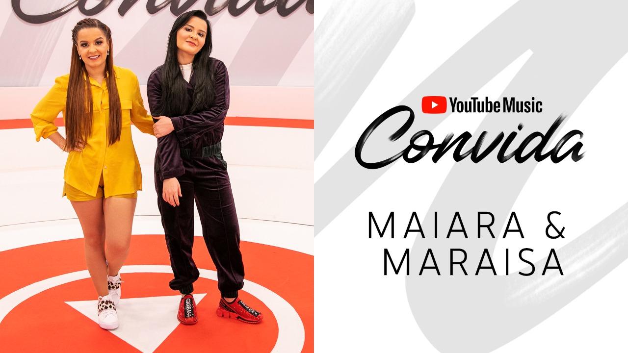 Maiara e Maraisa participam do Youtube Music Convida 41