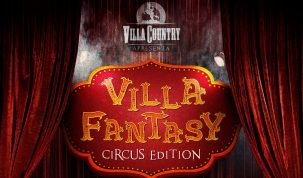 Villa Country te leva para o mundo mágico do circo 50