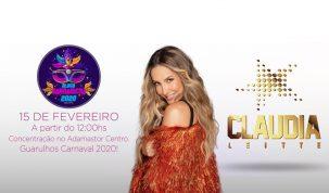 Claudia Leitte é atração principal do maior bloco de Carnaval de Guarulhos 46