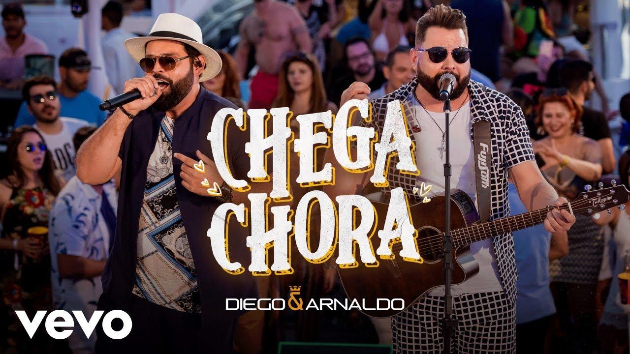 """Diego & Arnaldo lançam """"Chega Chora"""" - mais uma amostra do projeto """"Moagem"""" 41"""
