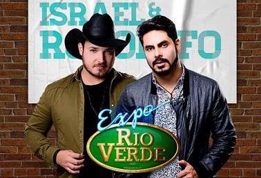 Israel e Rodolffo são nomeados embaixadores da Expo Rio Verde 41