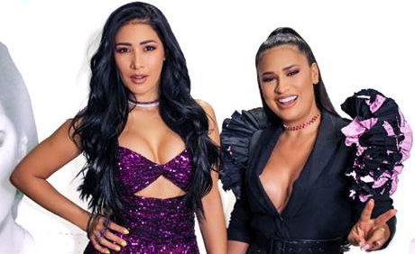 Simone e Simaria brilham em turnê de carnaval! 41