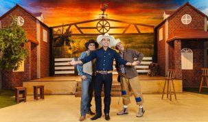 Amado Batista e o filho Rick são atrações do Terra da Padroeira deste domingo 42