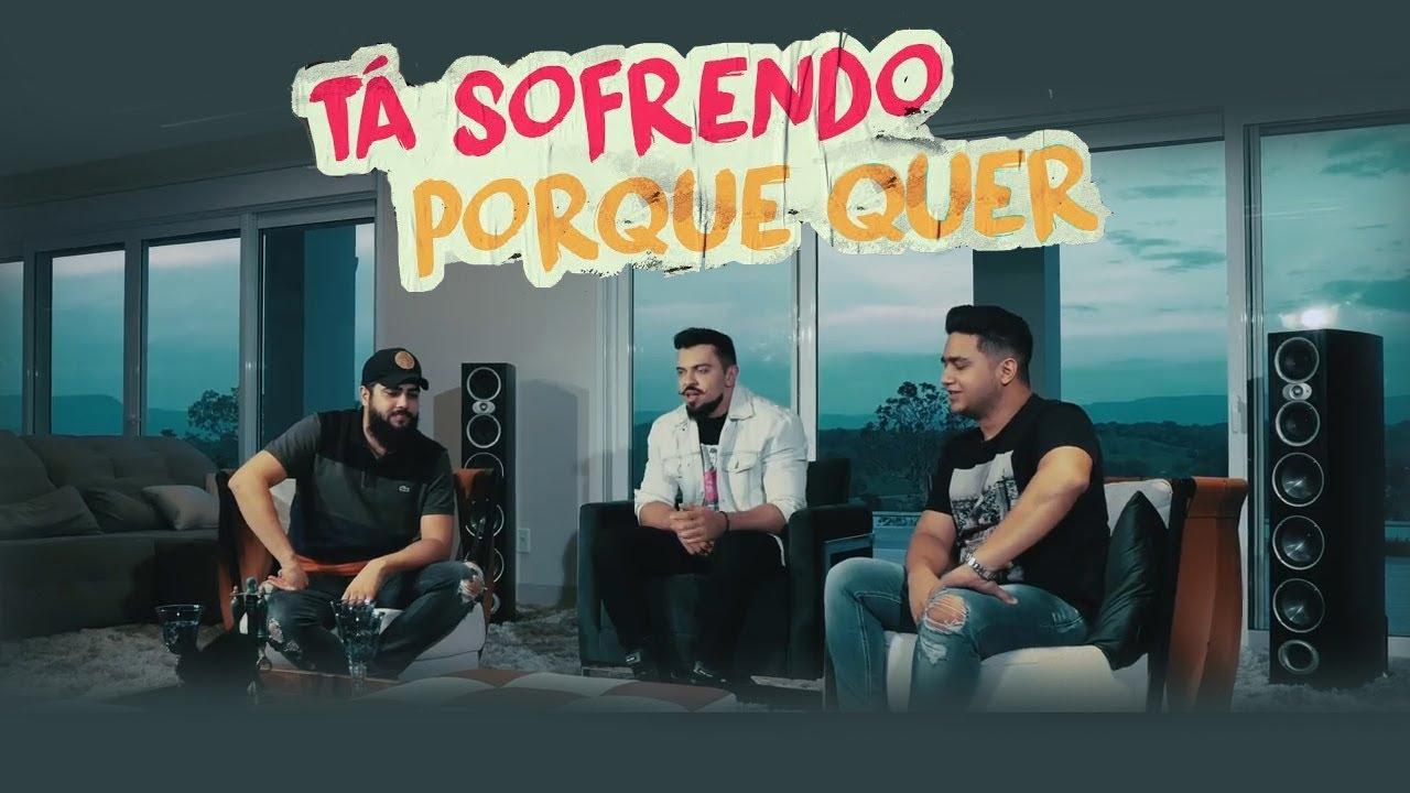 """Henrique Casttro bate 1º milhão de streams com """"Ta Sofrendo Porque Quer"""" 41"""