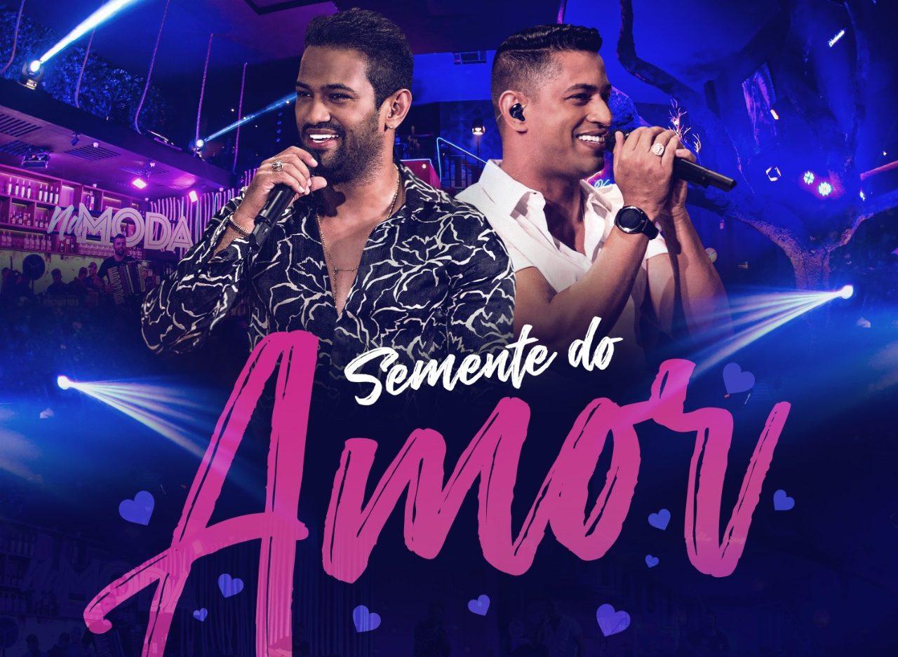 Edy Britto e Samuel lançam primeira faixa do novo DVD 41