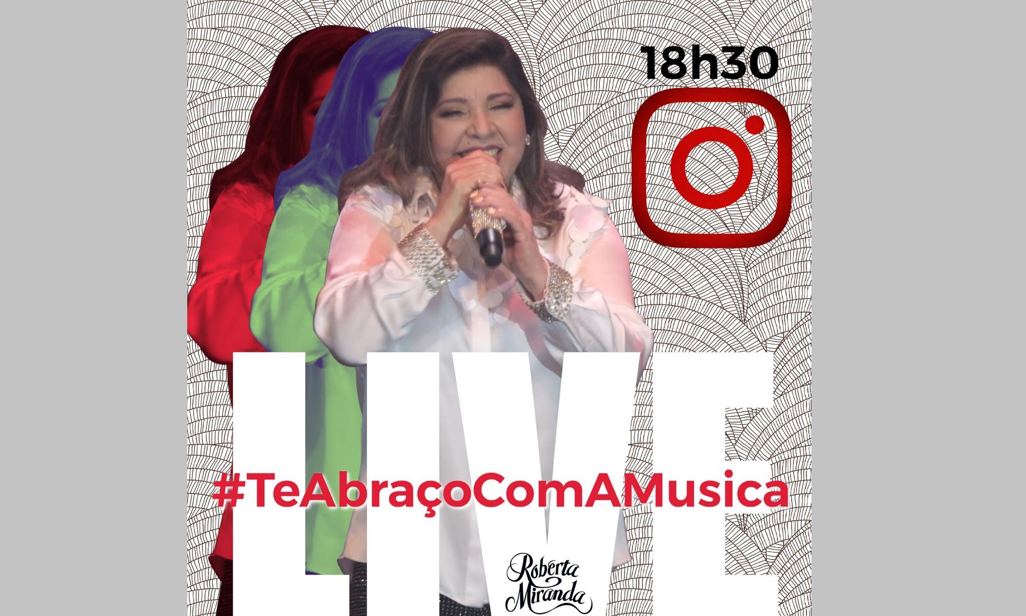 Roberta Miranda faz live especial #TeAbraçoComaMusica nesta sexta-feira (20/03) 41