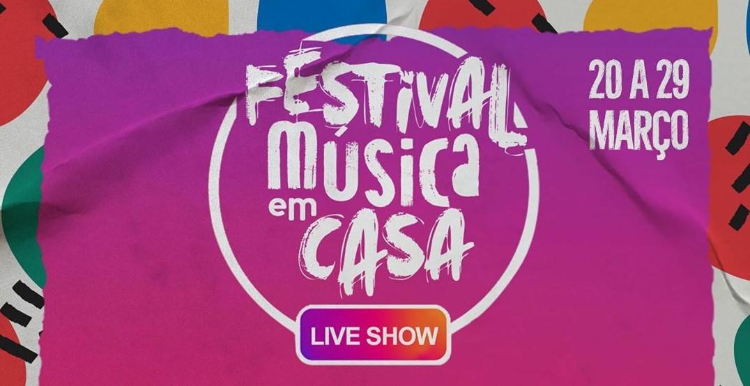 """UNIVERSAL MUSIC E GTS PROMOVEM O  """"FESTIVAL MÚSICA EM CASA"""" – DE 20 a 29 DE MARÇO, SHOWS INTIMISTAS, AO VIVO PELA WEB 41"""