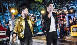 Júnior & Cézar gravam novo projeto audiovisual 49