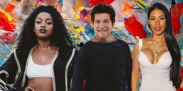Iza, Daniel e Simaria estão entre os famosos que apoiam a campanha do Voluntariado Einstein em combate ao coronavírus 41