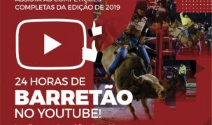 Festa do Peão de Barretos transmite rodeio 24 horas 20