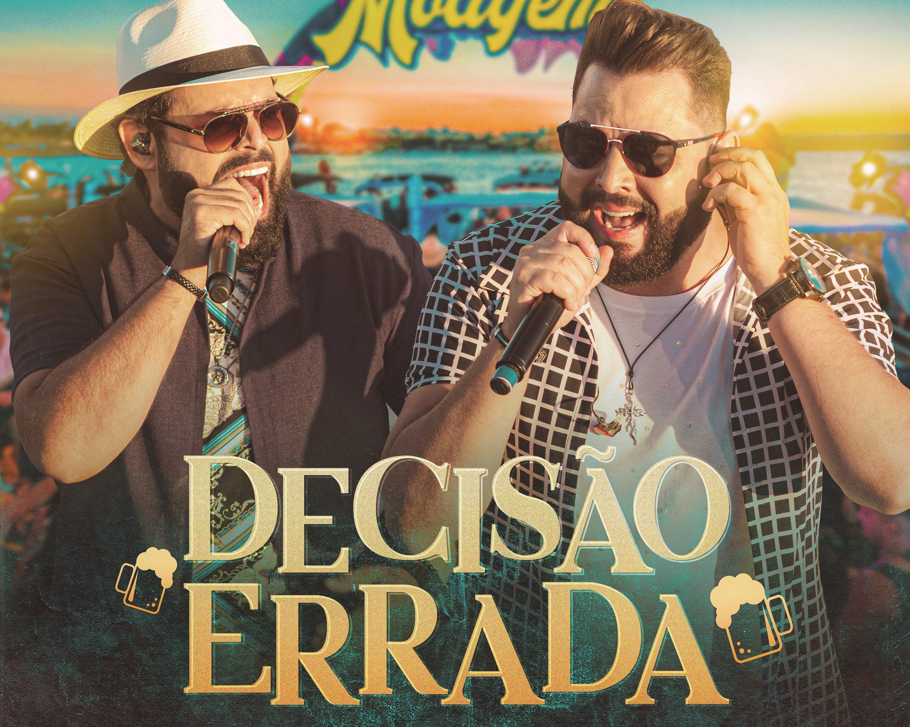 """Diego & Arnaldo lançam novo single """"Decisão Errada"""" 41"""