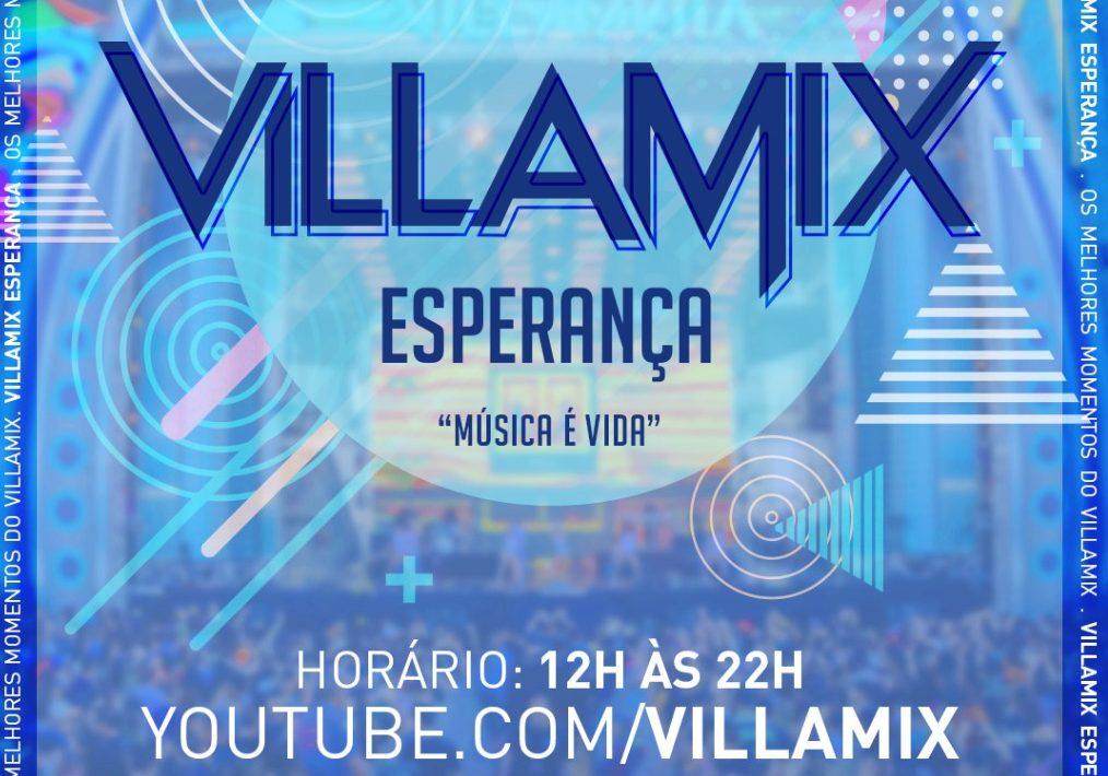 """""""VillaMix Esperança –  Festival vai fazer 10h de live no próximo domingo (5) 41"""