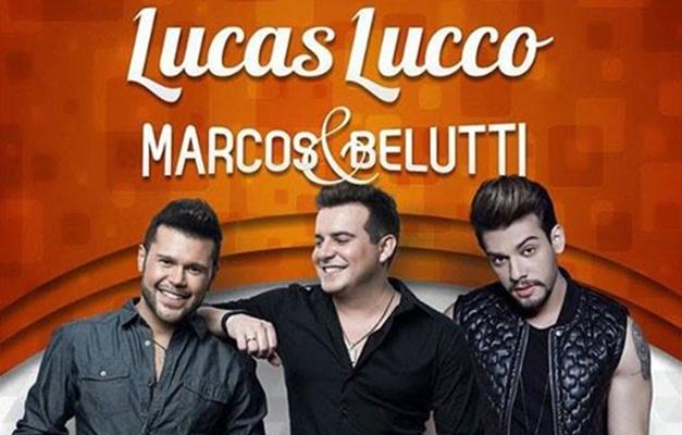 Pernambucanas firma parceria com a dupla Marcos e Belutti e com Lucas Lucco para realização de lives 41