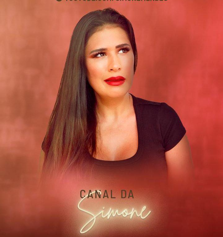 Cantora Simone faz sua estreia no YouTube! 41