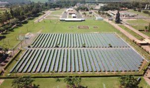 Energia limpa: Usina fotovoltaica do Parque do Peão está pronta 18