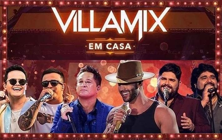 """Canal BIS transmite ao vivo a 2ª edição do """"VillaMix em Casa"""" neste domingo, dia 3 de maio 41"""