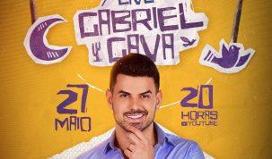"""Gabriel Gava anuncia live """"Na Boca do Povo"""" e lançamento de novo projeto para o dia 27 de maio 12"""