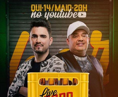 """Humberto e Ronaldo apresentam live """"Copo Sujo 2"""" nesta quinta-feira (14) 41"""