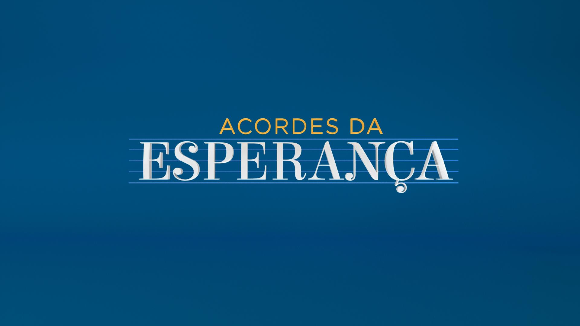 """TV Aparecida estreia neste domingo projeto musical """"Acordes da Esperança"""" 41"""
