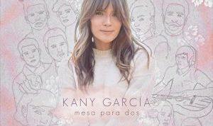 "Incluindo Gusttavo Lima, Kany García lança seu novo álbum de duetos, ""Mesa Para Dos"" 6"