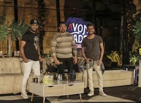 Luan Estilizado comemora sucesso de 8 horas de transmissão ao lado de Raí Saia Rodada e Zezo Potiguar 41