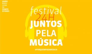 União Brasileira de Compositores apresenta o Festival 24h Juntos Pela Música 3