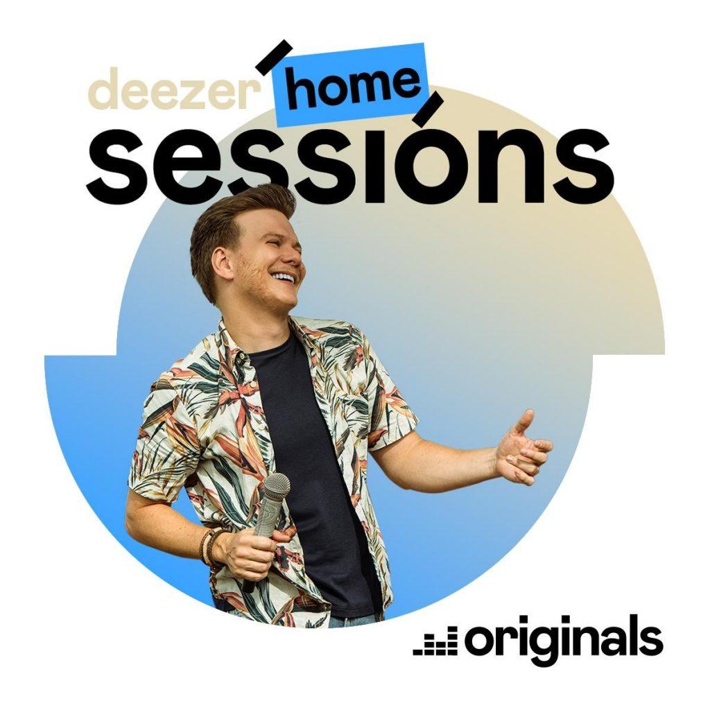 Michel Teló lança regravação de música de Lulu Santos para o projeto Deezer Home Sessions 42