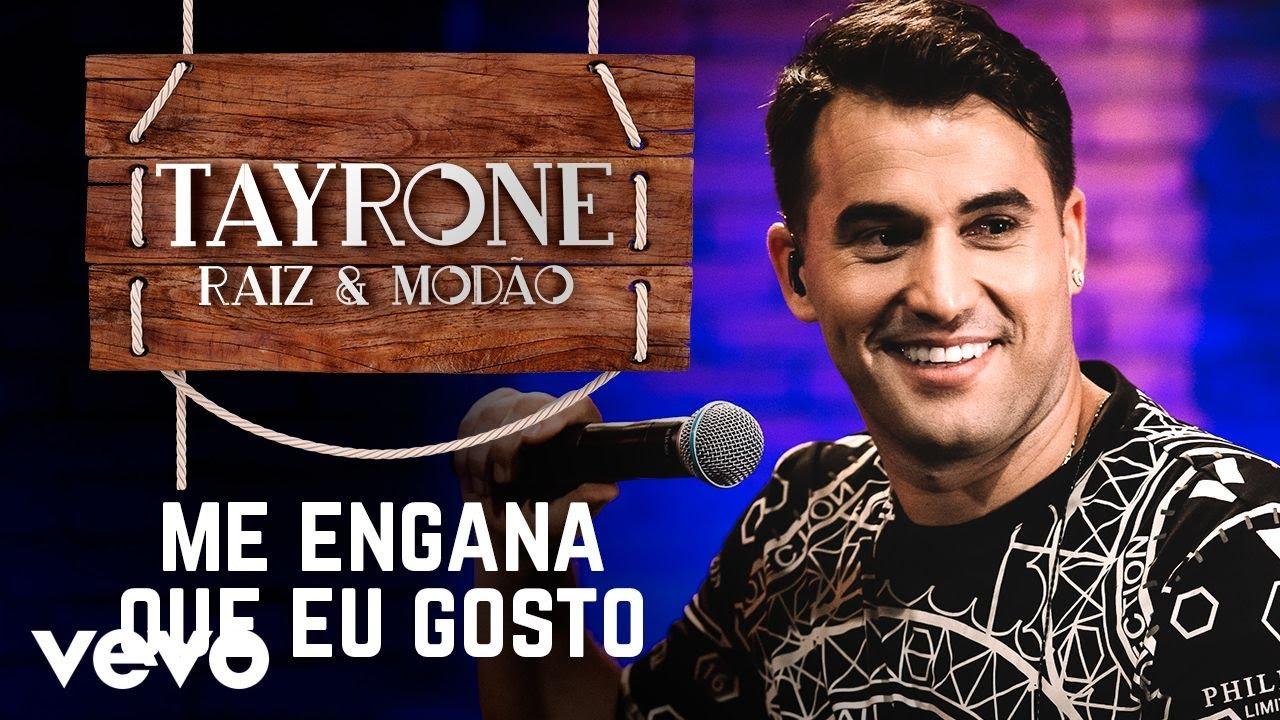 """ASSISTA AO VÍDEO DE """"ME ENGANA QUE EU GOSTO"""", DO CANTOR TAYRONE 41"""