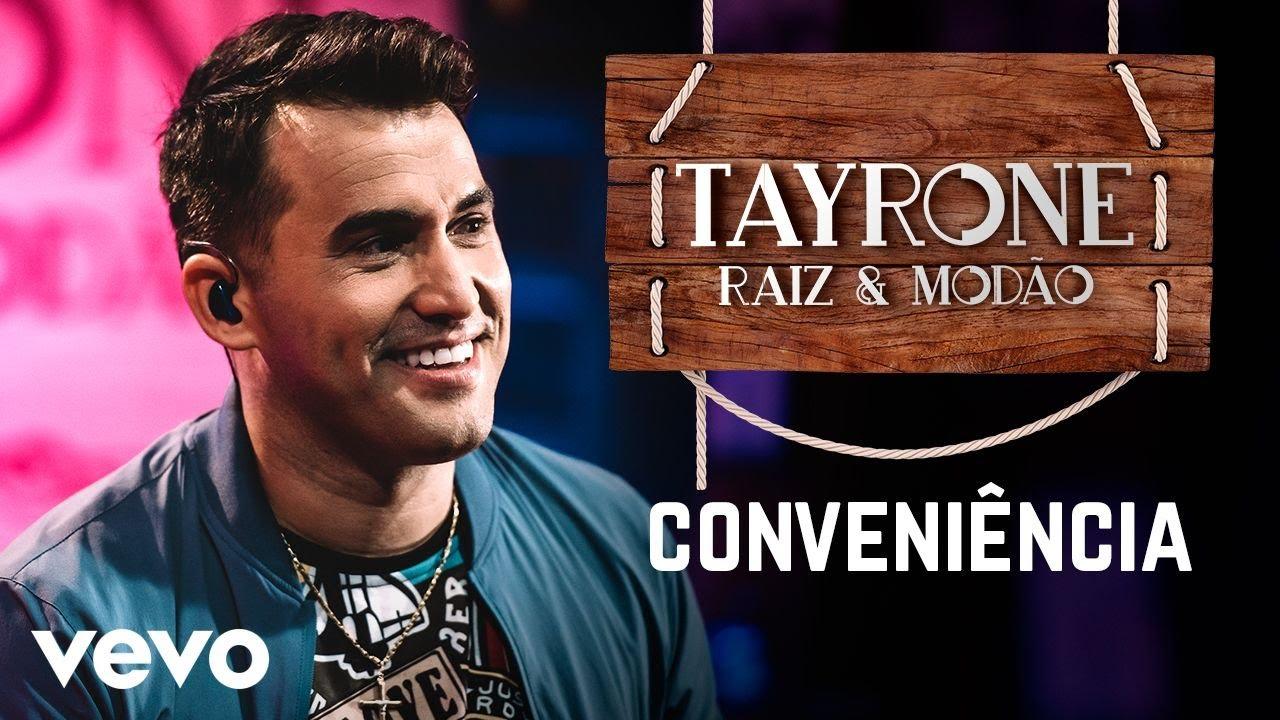 """MAIS UMA DAS CANÇÕES DO ÁLBUM """"RAIZ & MODÃO"""", DE TAYRONE, É APRESENTADA 41"""