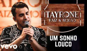 """ASSISTA AO VÍDEO DE """"UM SONHO LOUCO"""", DO CANTOR TAYRONE 9"""