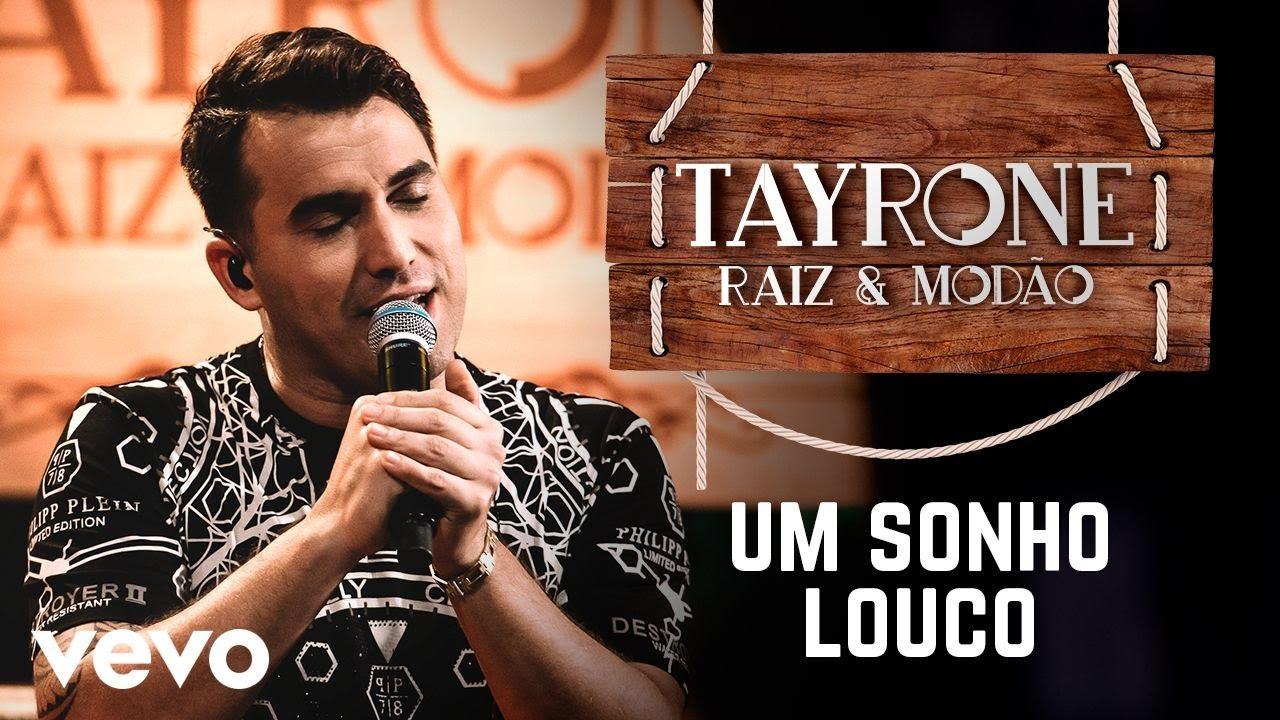 """ASSISTA AO VÍDEO DE """"UM SONHO LOUCO"""", DO CANTOR TAYRONE 41"""