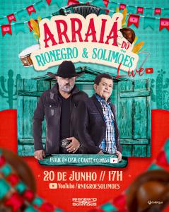 Arraiá de Rionegro e Solimões acontece sábado, 20 de Junho 42