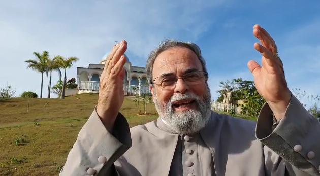 Padre Antonio Maria faz sua segunda Live na TV Aparecida neste sábado 41