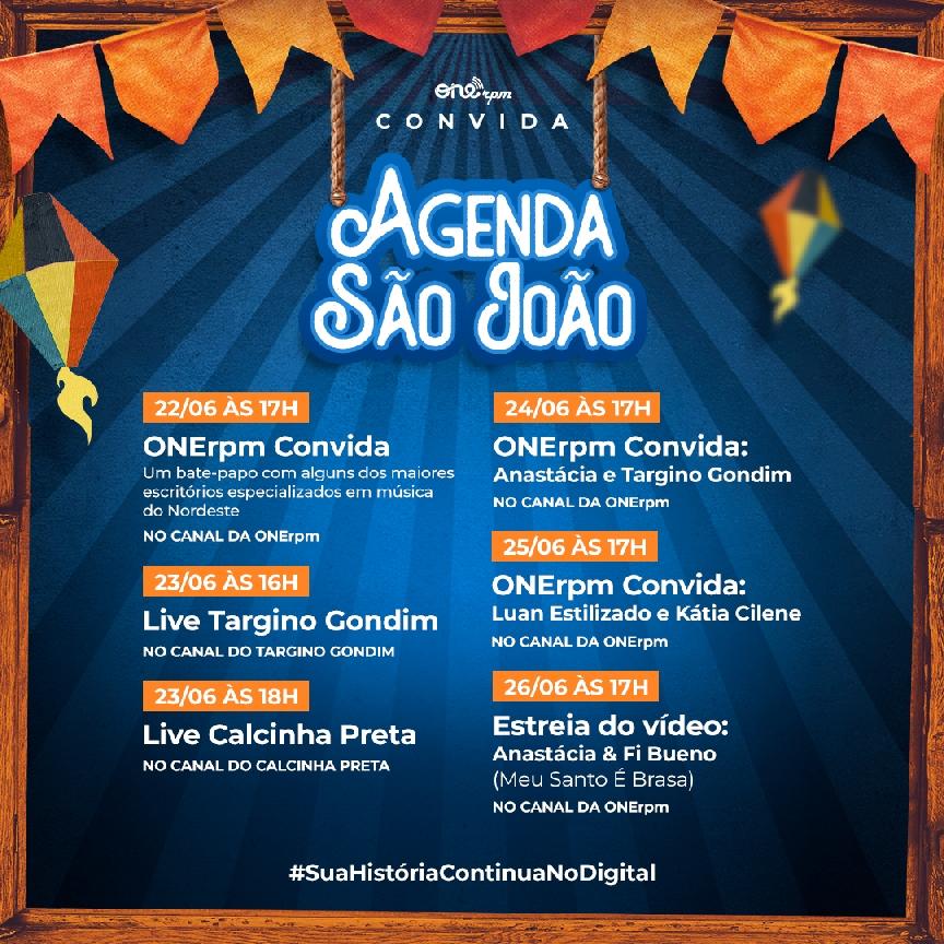 ONErpm estreia especial de São João com convidados especiais 42