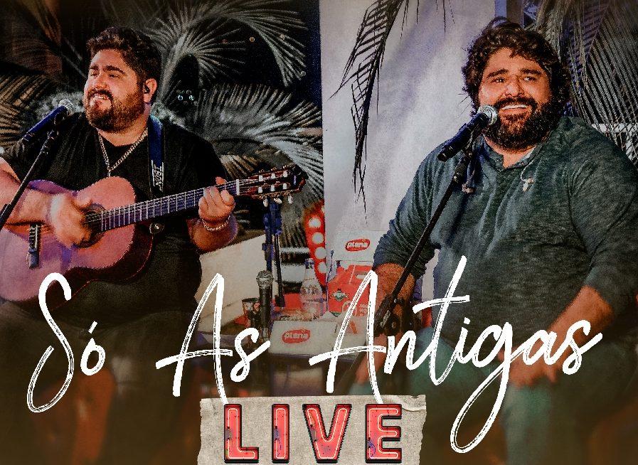"""César Menotti e Fabiano lançam álbum """"Só As Antigas"""" pela Som Livre nesta sexta (12) 41"""