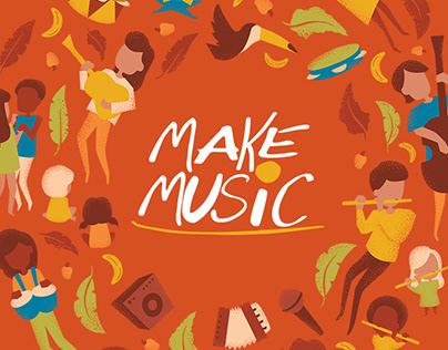 Make Music Brasil reúne 1600 músicos de todo o país em apresentações digitais 41