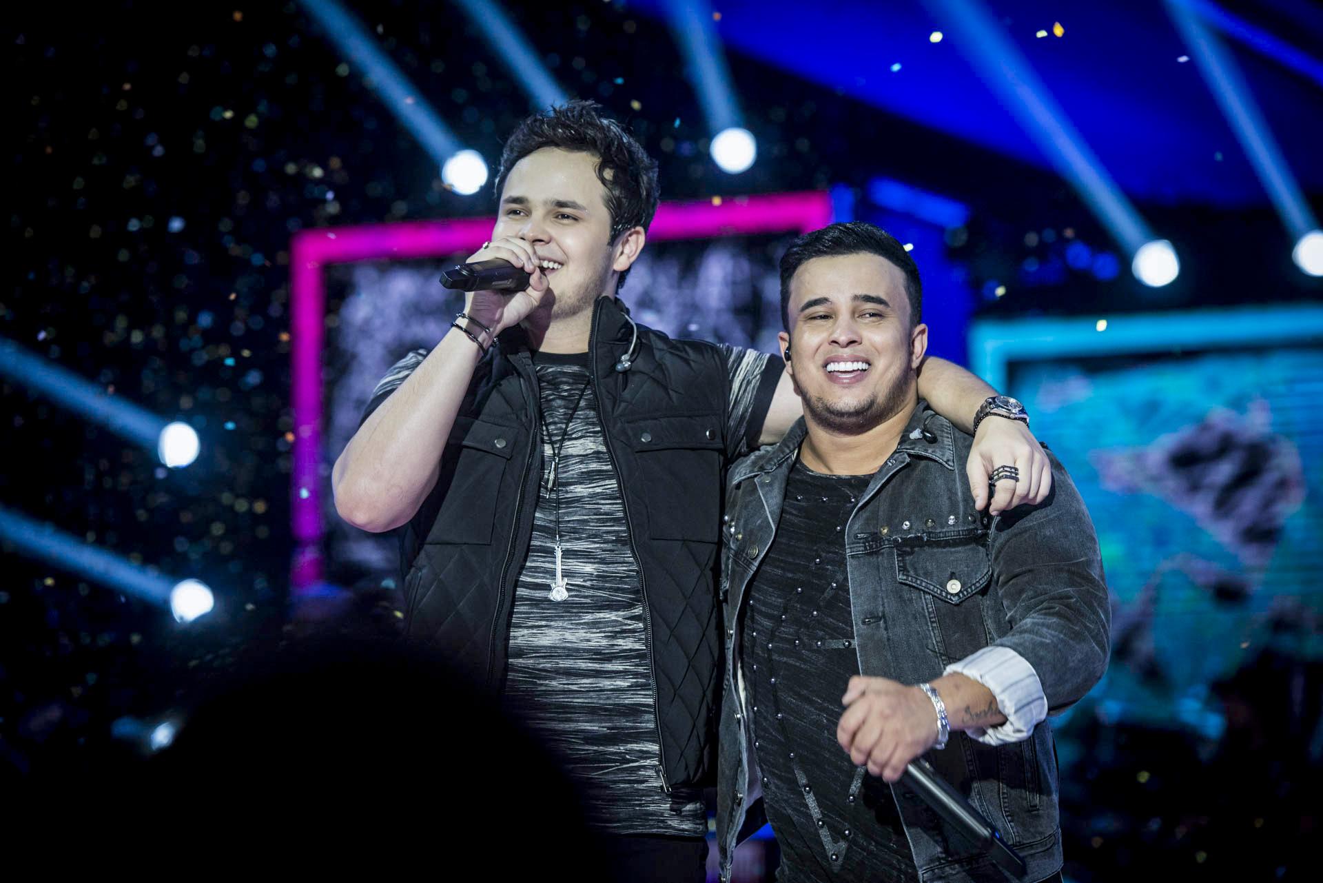 Matheus & Kauan são os convidados do TVZ desta semana, na TV e no digital do Multishow 41