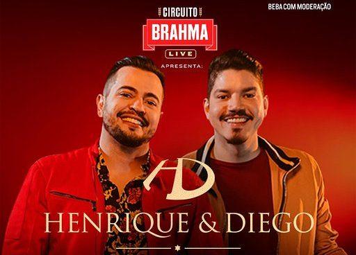 Henrique e Diego lançam quatro músicas novas em live inédita 41