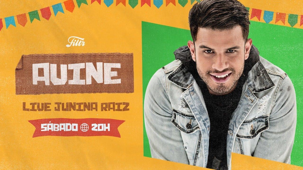 AVINE é a atração desta semana na Festa Junina by FILTR da Sony Music Brasil 41
