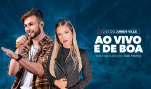 Com apresentação da ex-BBB Gabi Martins, Junior Villa fará sua primeira live no dia 4 5