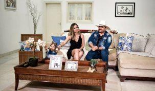 'Edson em Família': cantor Edson e Deia Cypri estreiam programa com a rotina do casal 22