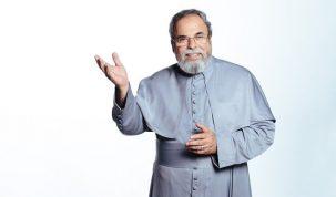 Programa apresentado pelo padre Antonio Maria marca as estreias de agosto da TV Aparecida 24