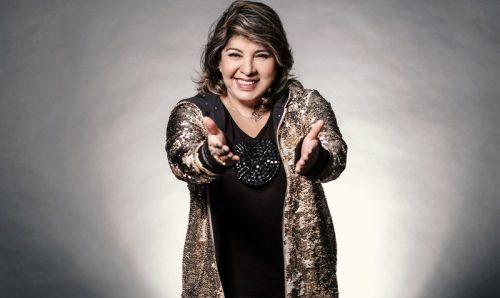 Roberta Miranda prepara repertório diferenciado para live talk show 82