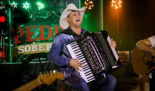 Pedro Soberano faz sua primeira live - Só Modão 3