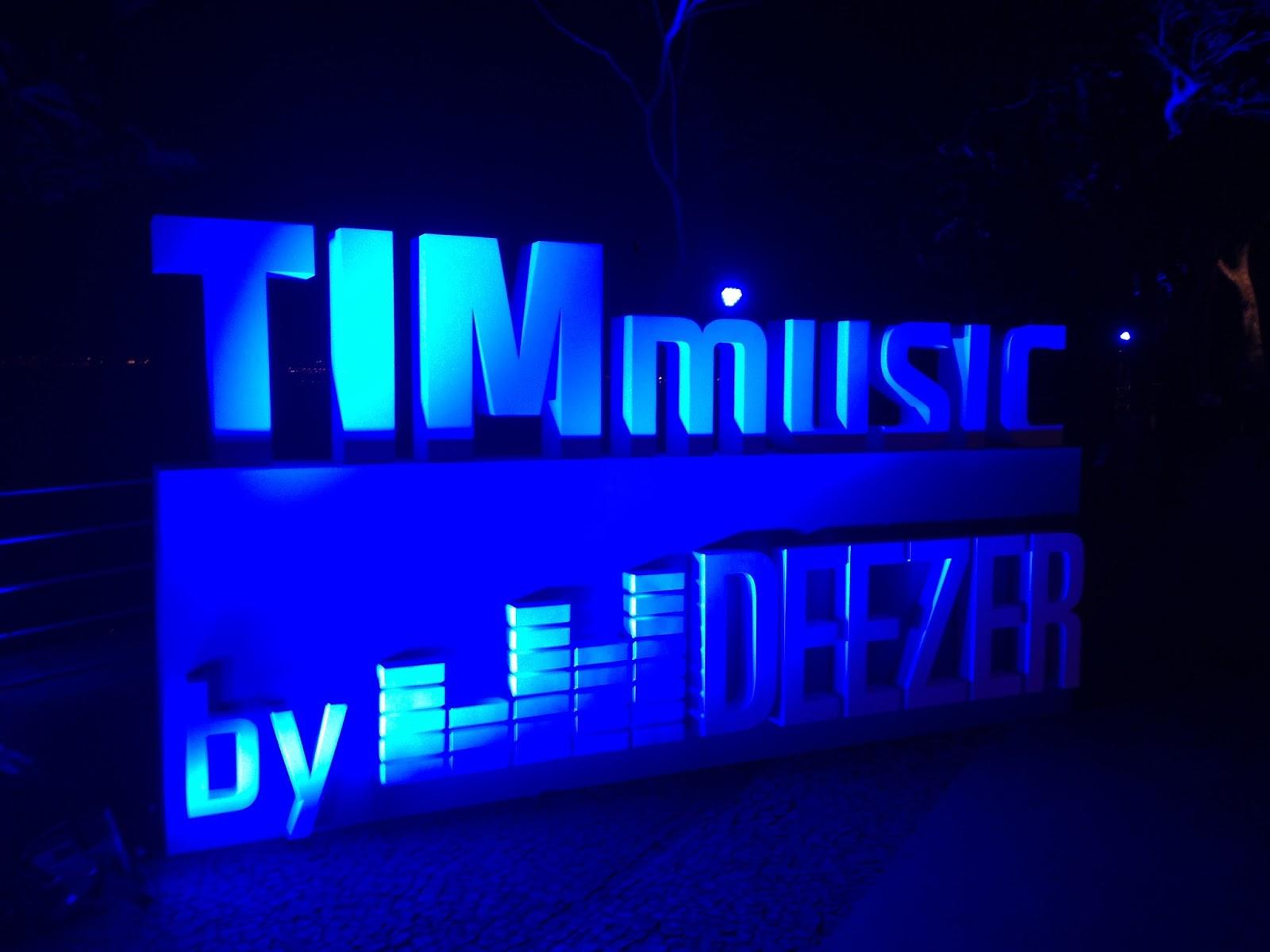 TIM e Deezer renovam parceria 42